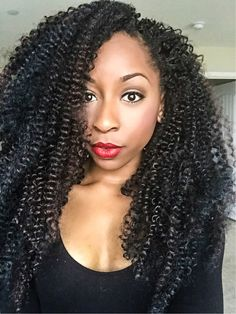 Looking for a new crochet braids style for the new year? We've rounded up 40 stunning Crochet braids with human hair to inspire and help you find your next do'! Crochet Braids Hairstyles, Bohemian Hairstyles, Braided Hairstyles, Protective Hairstyles, Freetress Bohemian Braid, Bohemian Braids, Crochet Braid Styles, Marley Hair, Different Hairstyles
