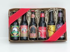 having a hard time finding that perfect gift?  Try mixing and matching craft beers, presented in GiftMaker Systems' pre-wrapped kit for a thoughtful and custom gift!