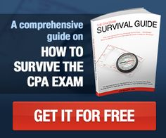 How to Survival the CPA Exam #cpaexam