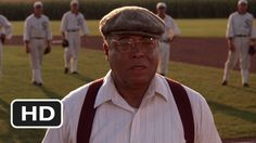 Field of Dreams, 1989, directed by Phil Alden Robinson and starring  Kevin Costner, James Earl Jones, and Ray Liotta.  An Iowa corn farmer, hearing voices, interprets them as a command to build a baseball diamond in his fields; he does, and the Chicago White Sox come.