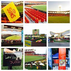 Fan engagement at GC Suns AFL