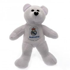 Real Madrid F.C. Mini Bear SB – Unique Sports Collectibles Of Europe