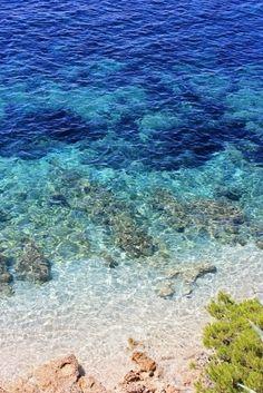 Adriatic Sea - island of Brac, Croatia