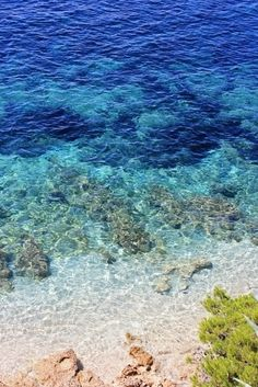 Adriatic Sea - island of Brac, Croatia