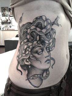medusa tattoo | Tumblr