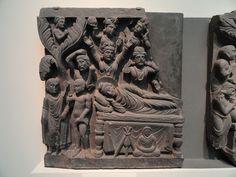 Parinirvana gandhara