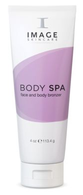 Face and Body Bronzing Crème. This rich moisturizing crème suited for the face and body will create a natural, sunless tan with a golden shimmer. Color builds gradually with daily use for an even golden glow. Paraben Free.