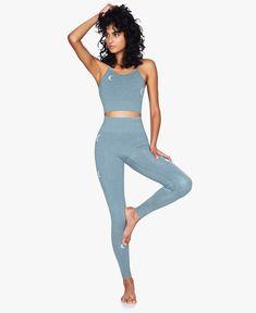 #moonchildyogawear White Anemone Flower, Seamless Leggings, Yoga Wear, Moon Child, Yoga Leggings, Printed Leggings, Soft Fabrics, Hue, Fashion News