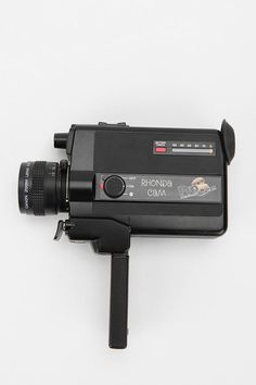 """Some campers are equipped with 8mm cameras - to capture camp moments that will garner future, """"I can't believe we really DID that!!!!"""""""