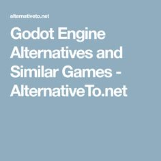 24 Best Godot Engine images | Engineering, Game engine, How
