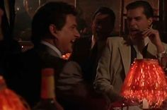 """Funny how? You mean funny like I'm a clown, I amuse you?"" -Tommy DeVito (Joe Pesci), GoodFellas"