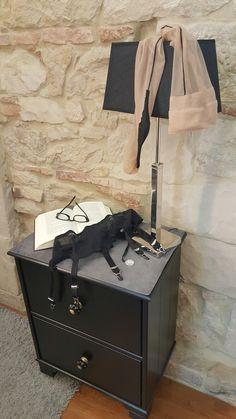 Strumpfgürtel im Retro Style mit 6 Strapsen.  In den Größen 38 bis 54. Bernstein Underwear in Bensheim