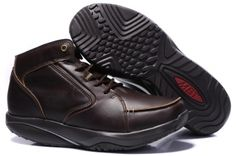 036f81e8146d Buy 2013 New MBT Kifundo Chocolate Leather Mens Shoes Fashion Shoes Shop
