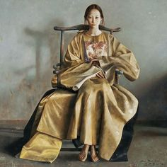 Ladies | Artist Lu Jian Jun