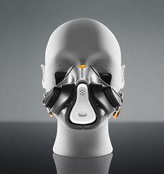 Helmet Design, Mask Design, Arte Tech, Le Manoosh, Breathing Mask, Airsoft Helmet, Medical Design, Survival Gear, Urban Survival