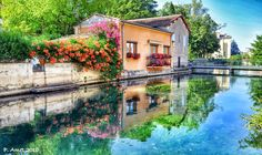 L'Isle sur la Sorgue, Vaucluse, Provence, France