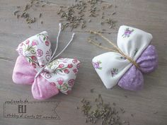 Easy Home Decors Easy Home Decors Lavender Crafts, Lavender Bags, Lavender Sachets, Diy Home Crafts, Easy Home Decor, Fabric Butterfly, Fabric Flowers, Diy Projects To Try, Sewing Projects