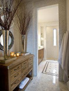 HGTV Green Home 2012: Master Bathroom Pictures : Green Home : Home & Garden Television