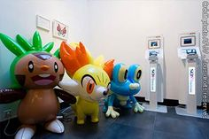 Inauguration du Pokemon Center Paris (photo 4)