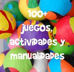 Tres pompones: 100+ juegos, manualidades, experimentos y juguetes