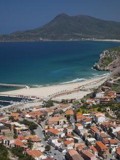 Buggerru, Sardinia, Italy