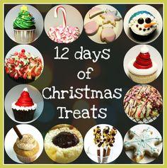 Christmas Cupcakes,Christmas Cookies