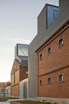 Centro cívico de Palencia - Exit Architects