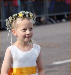 Zaria van Oranje (dochter van prins Friso en Mabel