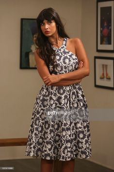 PLACE -- 'Michael's Gambit' Episode 113 -- Pictured: Jameela Jamil as Tahani Al-Jamil --