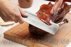 Peking Gans #peking #duck #goose #grilled #pan #cake #chinese #food #famous #traditional #beijing