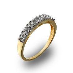Ślubowisko.pl - Pierścionek zaręczynowy z brylantem Gemstone Rings, Wedding Rings, Engagement Rings, Gemstones, Jewelry, Fashion, Enagement Rings, Moda, Jewlery