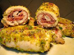 #Secondo piatto di #involtini di pollo