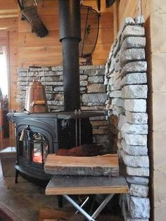 Cottage Fireplace, Fireplace Hearth, Firewood, Home Appliances, House Design, Stoves, Places, Outdoor Decor, Home Decor
