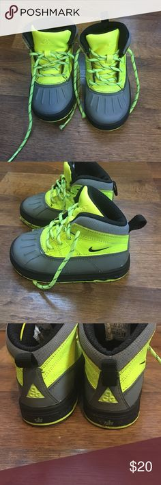 Nike Acg Toddler Boots <td style=