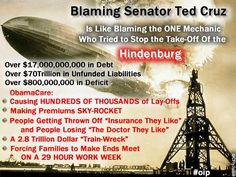 Sen Cruz for #Shutdown...don't  think so