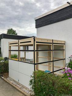Gartenhaus Gartenschrank in Pforzheim by designgarten