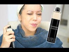 """NEW"" SEPHORA Perfection Mist Airbrush Foundation - YouTube"