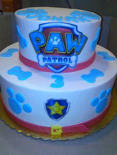 paw patrol cake sams club