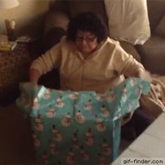 Present Surprise for Mom | Gif Finder – Find and Share funny animated gifs
