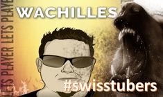 Wachilles Kanalvorstellung von Schweizer YouTuber und Streamer. Youtuber, Interview, Let It Be, Movie Posters, Swiss Guard, Fiction, Popcorn Posters, Film Posters, Posters