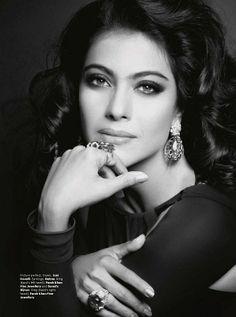 Lovely Bollywood actress Kajol