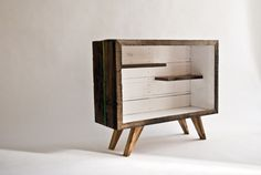 MARTIN VIECENS Nightstand, Table, Furniture, Home Decor, Wood, Homemade Home Decor, Bedside Desk, Night Stand, Tables