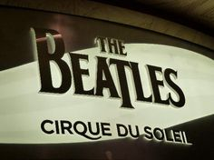 Image detail for -Love Cirque du Soleil – A New Beatles Experience