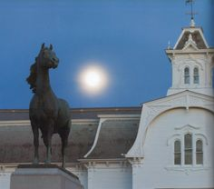 UVM Morgan Horse Farm, still really would love to see this place some day :)