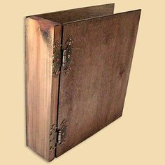 A4 lever arch file 2 ring binder for folder files made of wood
