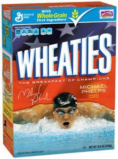 0fa4023538c0 Michael Phelps on Wheaties box Fred Phelps