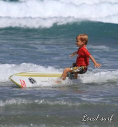 Local Surf #grom <3