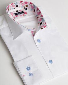 White italian shirt
