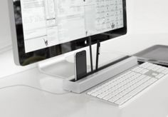 Awesome Desk Trail and more home office inspiration