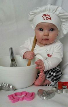 Meredith, top chef.